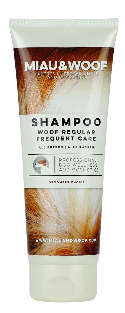 SHAMPOO WOOF REGULAR FREQUENT CARE
