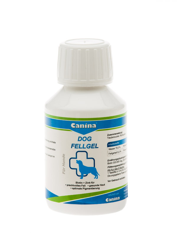 Dog Fellgel, 100 ml