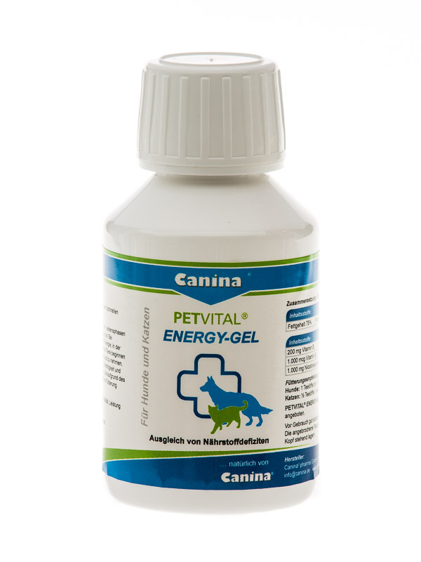 PETVITAL Energy - Gel, 100 g