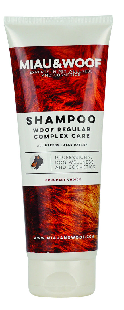 SHAMPOO WOOF REGULAR COMPLEX CARE