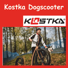 Kostka Dogscooter