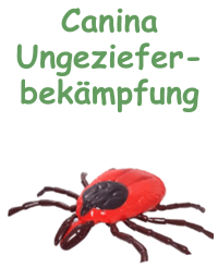 Canina Ungezieferbekämfung