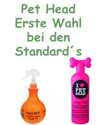 Pet Head Shampoos