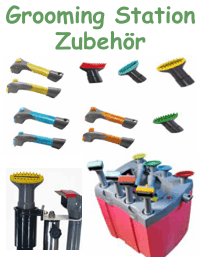 Grooming Station Zubehoer