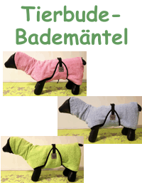 Hundebademantel
